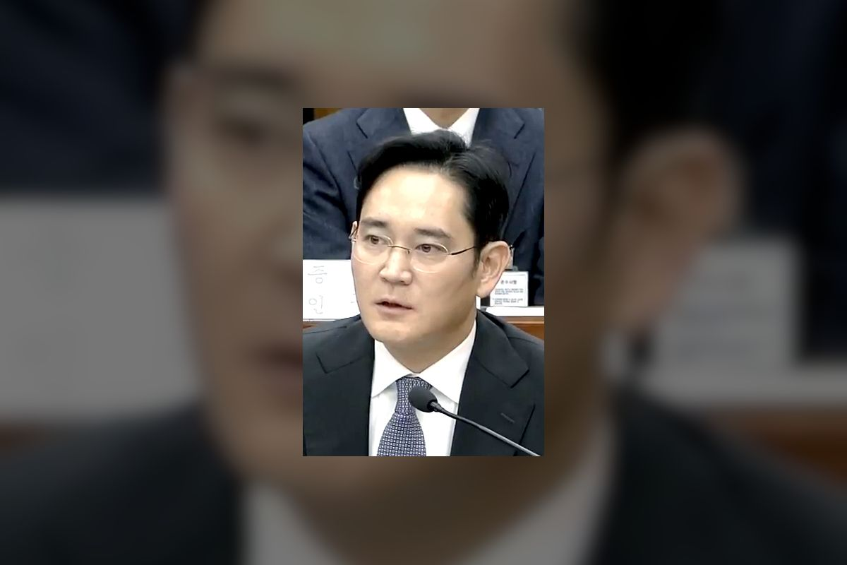 Samsung's Lee Jae-yong sentenced to 30 months in prison for bribery