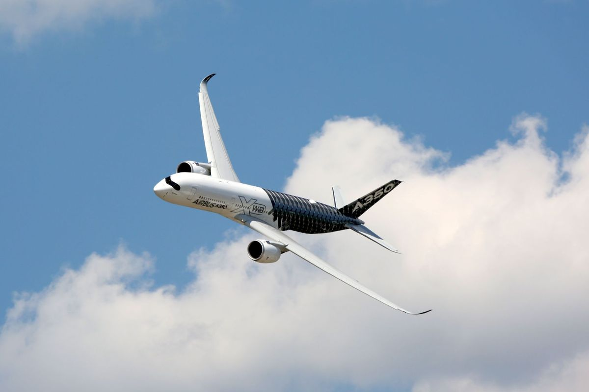 Airbus to reduce production of A350