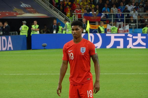 Marcus Rashford, FIFA World Cup 2018