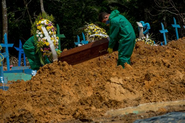 Brazil has more than 105,000 Covid-19 deaths