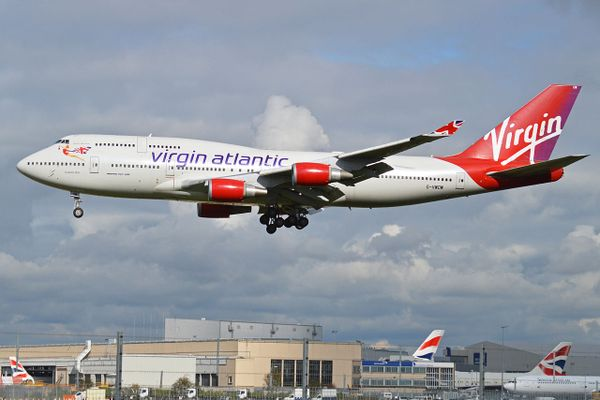 Virgin Atlantic passengers require negative Covid-19 tests to fly from London to US