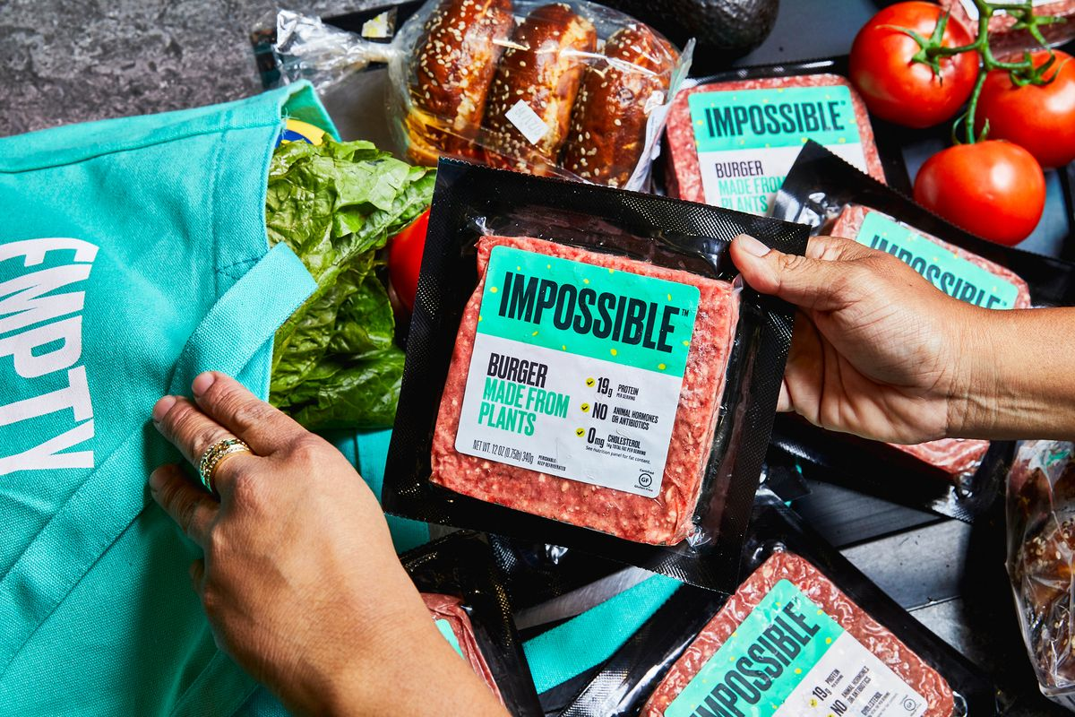 Impossible Foods raises another $200 million in funding