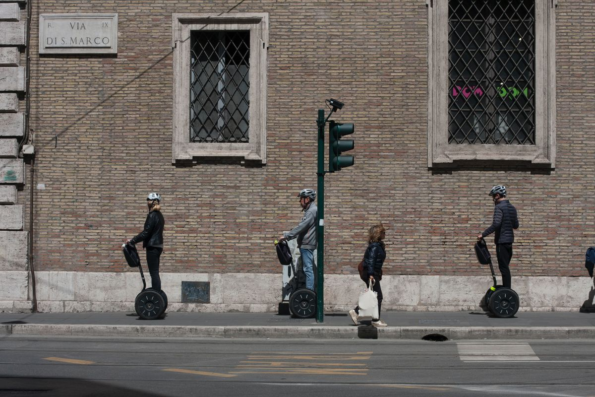 Segway ceases production of self-balancing scooter