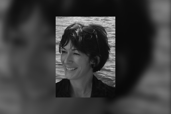 A profile photo of Ghislaine Maxwell, 2007