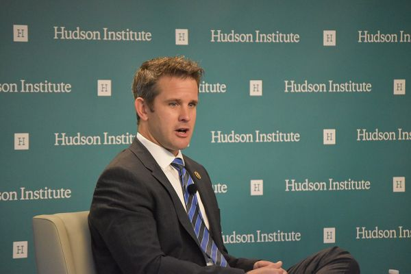 Republican Representative Adam Kinzinger calls for Trump being removed from office with the 25th Amendment