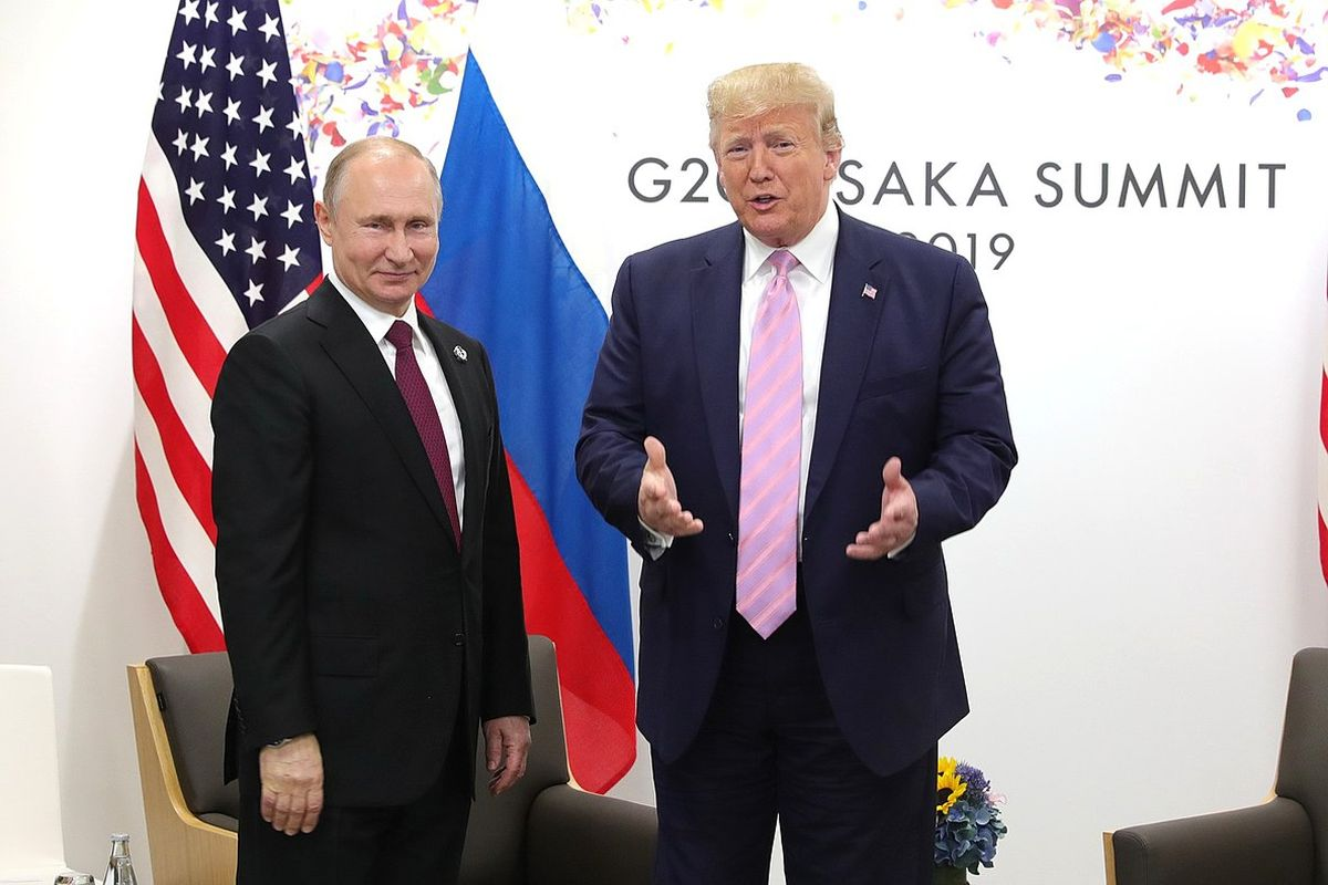 Ex-KGB spy claims Trump was cultivated as Russian asset for 40 years