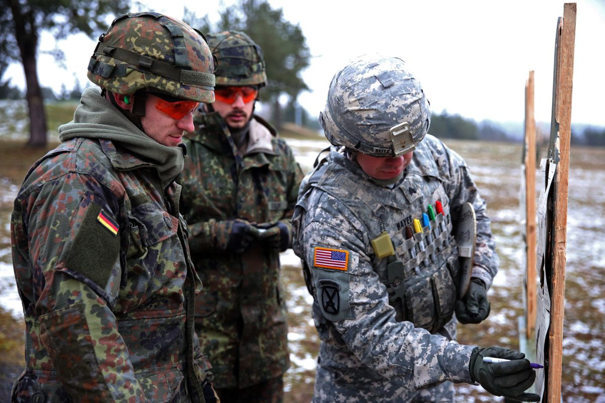 US Secretary of Defense announces details and costs for troop withdrawal from Germany