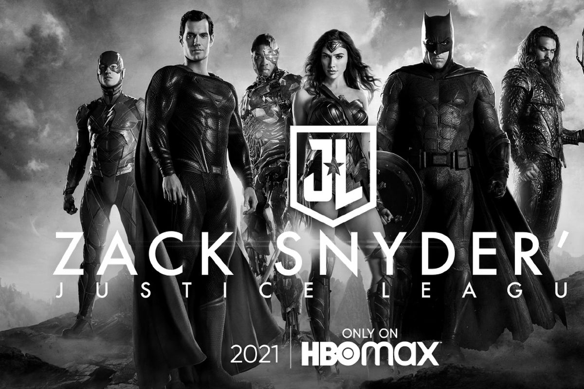 The 'Snyder Cut' of Justice League  will be released on HBO Max