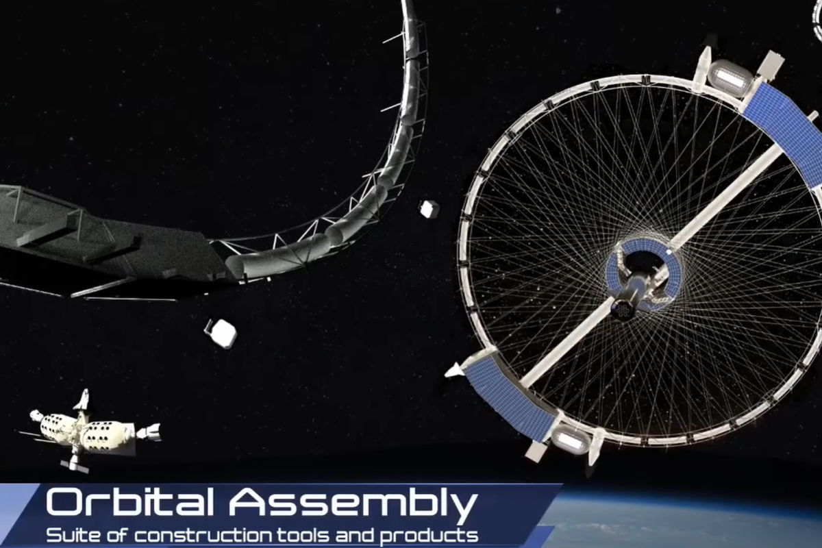 OAC announces plans to start construction of private space station in 2025