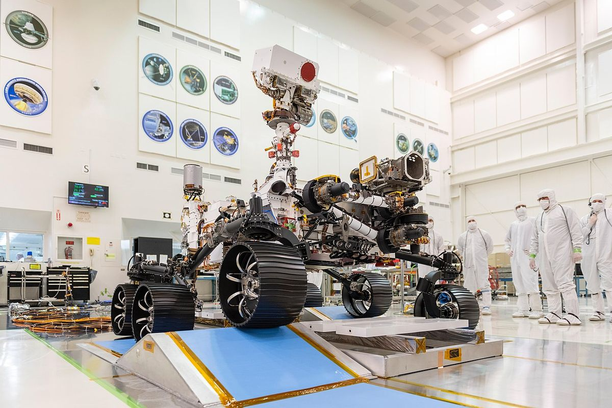 Another delay in launch of NASA's Mars rover Perseverance