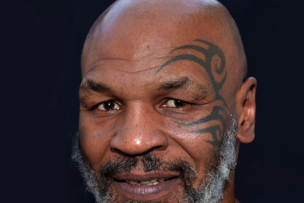 Mike Tyson, Los Angeles California in June 2019