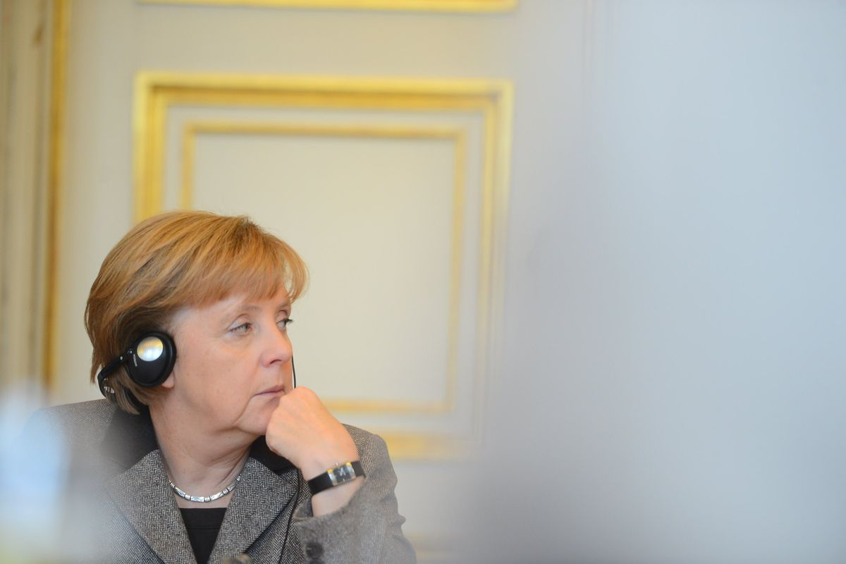 Angela Merkel says she is very worried about pandemic in Berlin