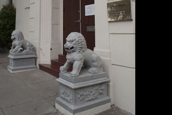 Chinese consulate in San Francisco