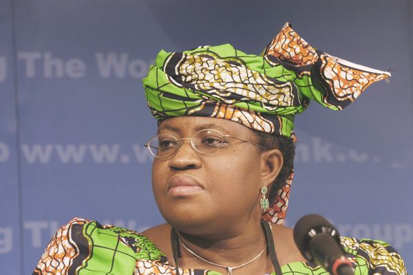 Ngozi Okonjo-Iweala, a black african woman, to become head of the Wold Trade Organization