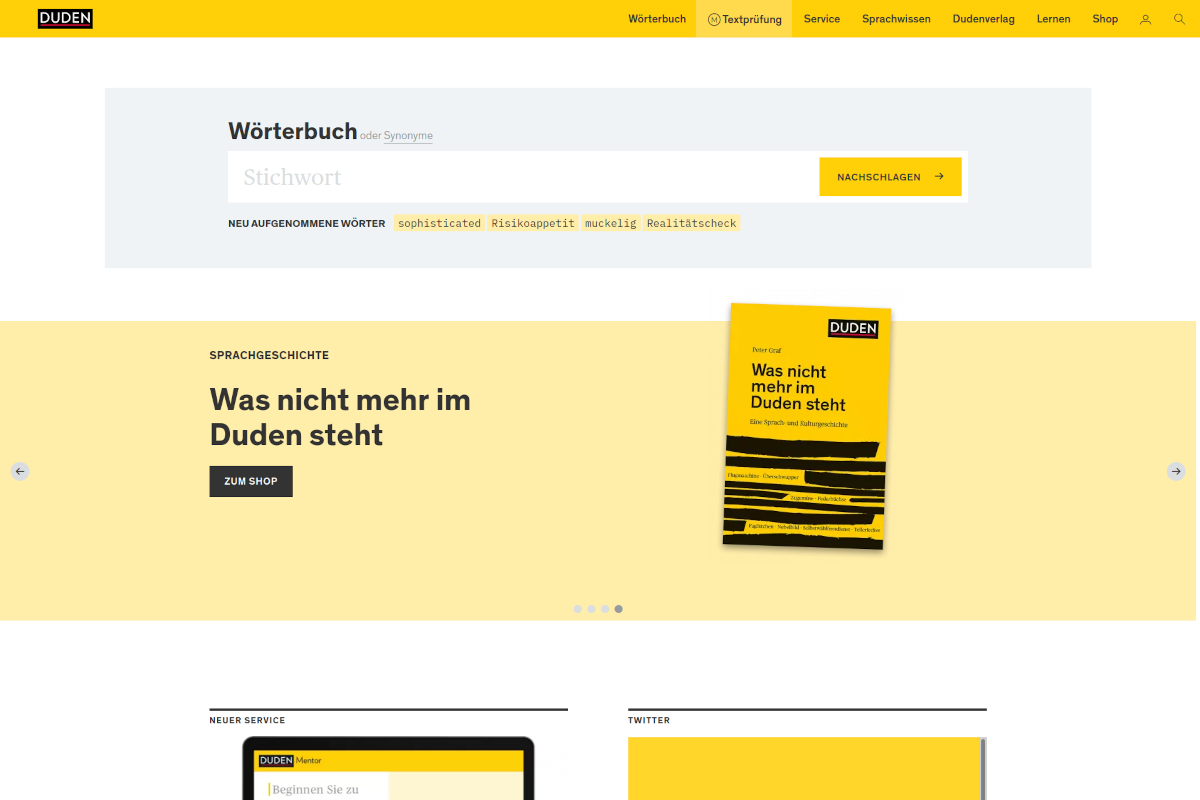 """Largest German dictionary """"Online-Duden"""" introduces female form"""