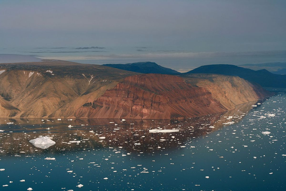 Study:  ice loss in Greenland is irreversible