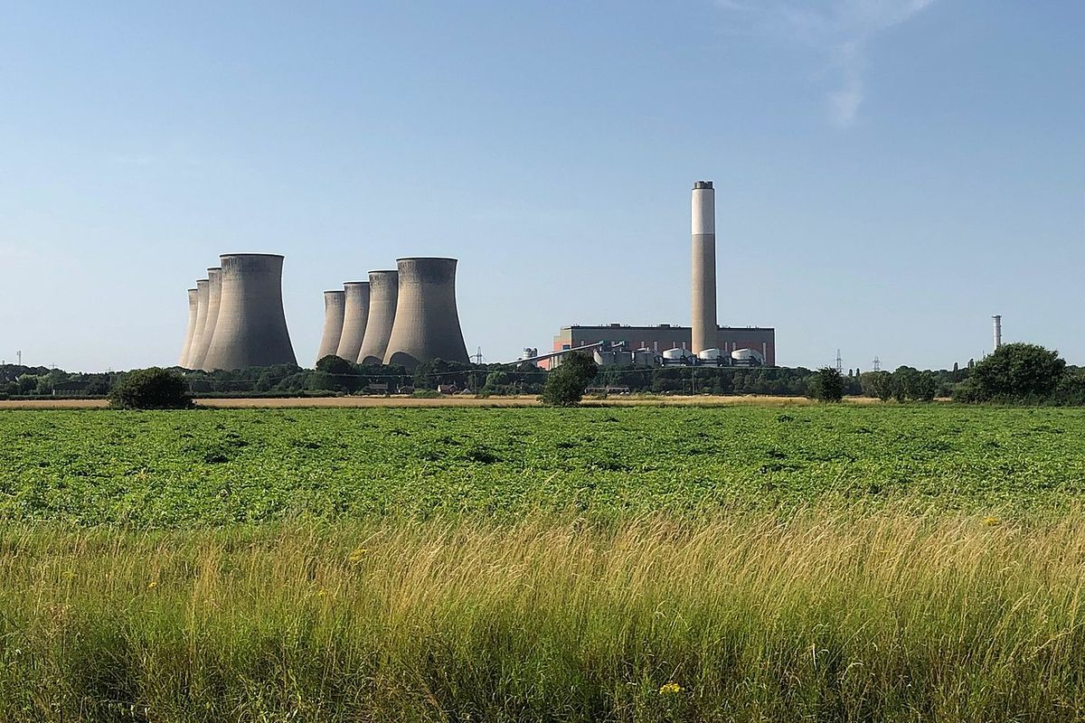 United Kingdom reaches longest period without coal energy since industrial revolution
