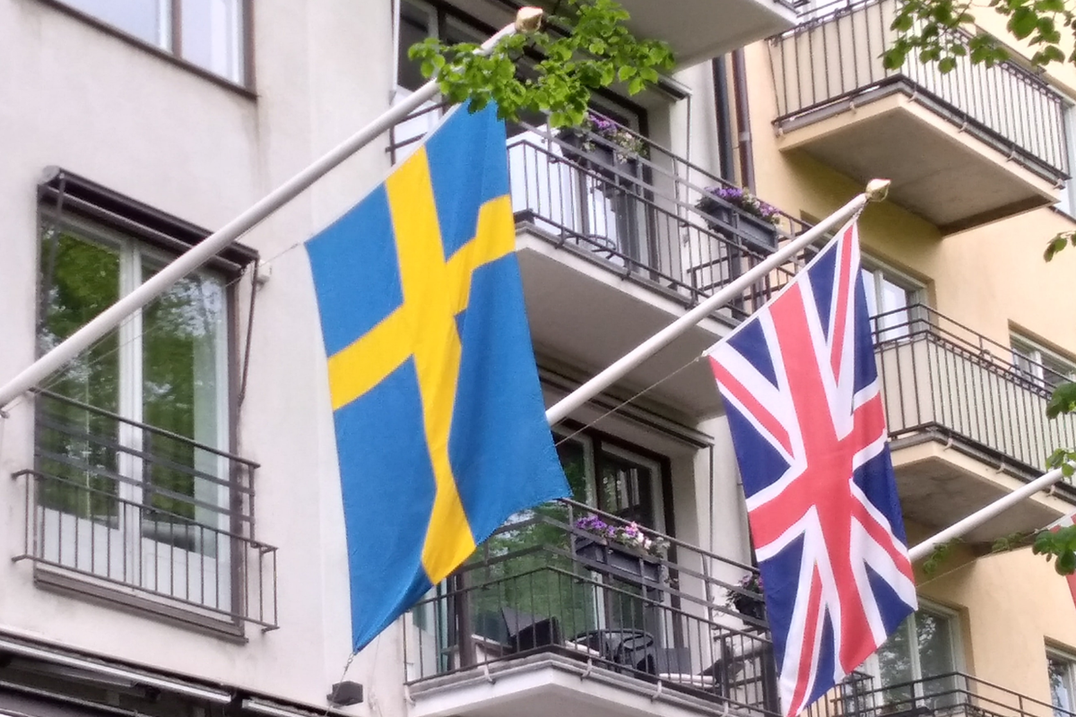 Swedish Government agrees to supplementary provisions on British Citizen's rights after Brexit
