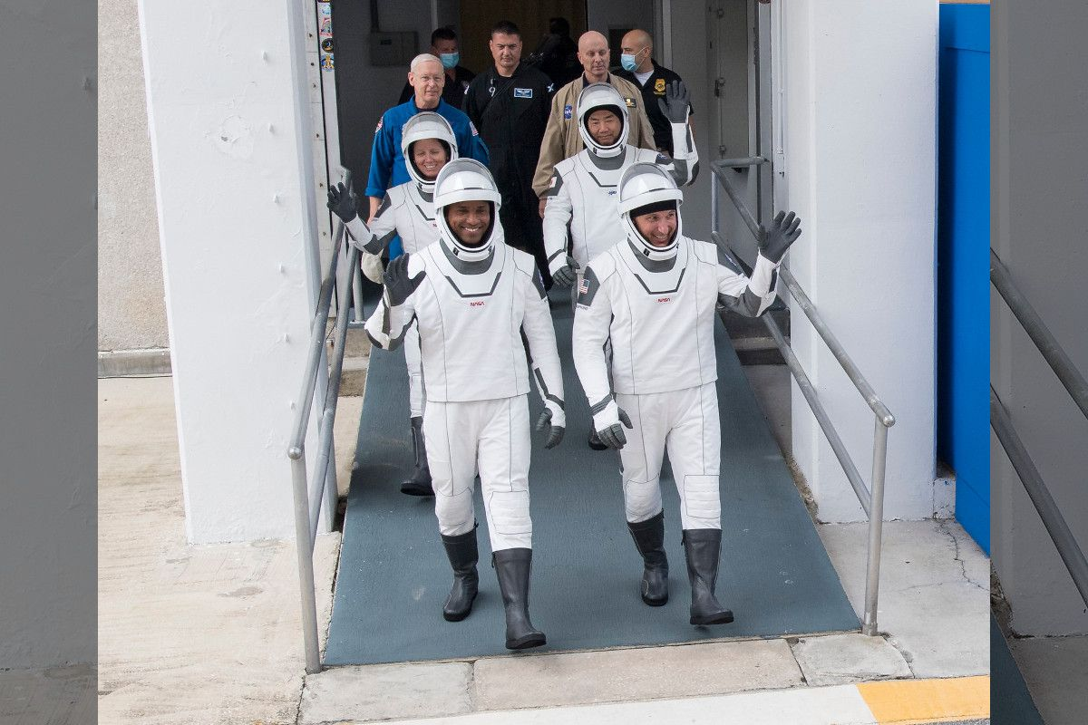 SpaceX-NASA to launch Crew-1 mission