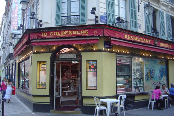 Restaurant Jo Goldenberg in 2005