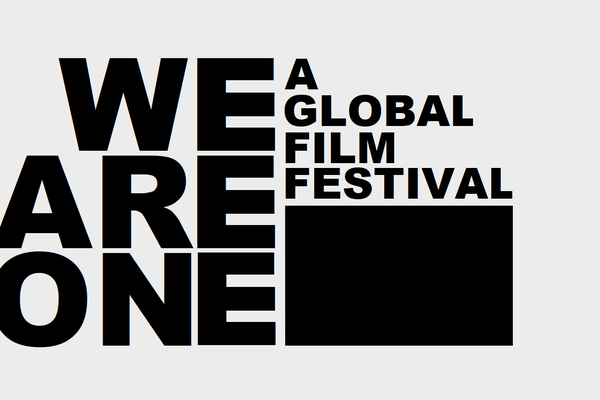 We Are One: Global Film Festival Logo