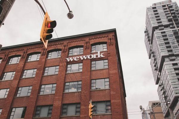 The We Company reverts back to WeWork name