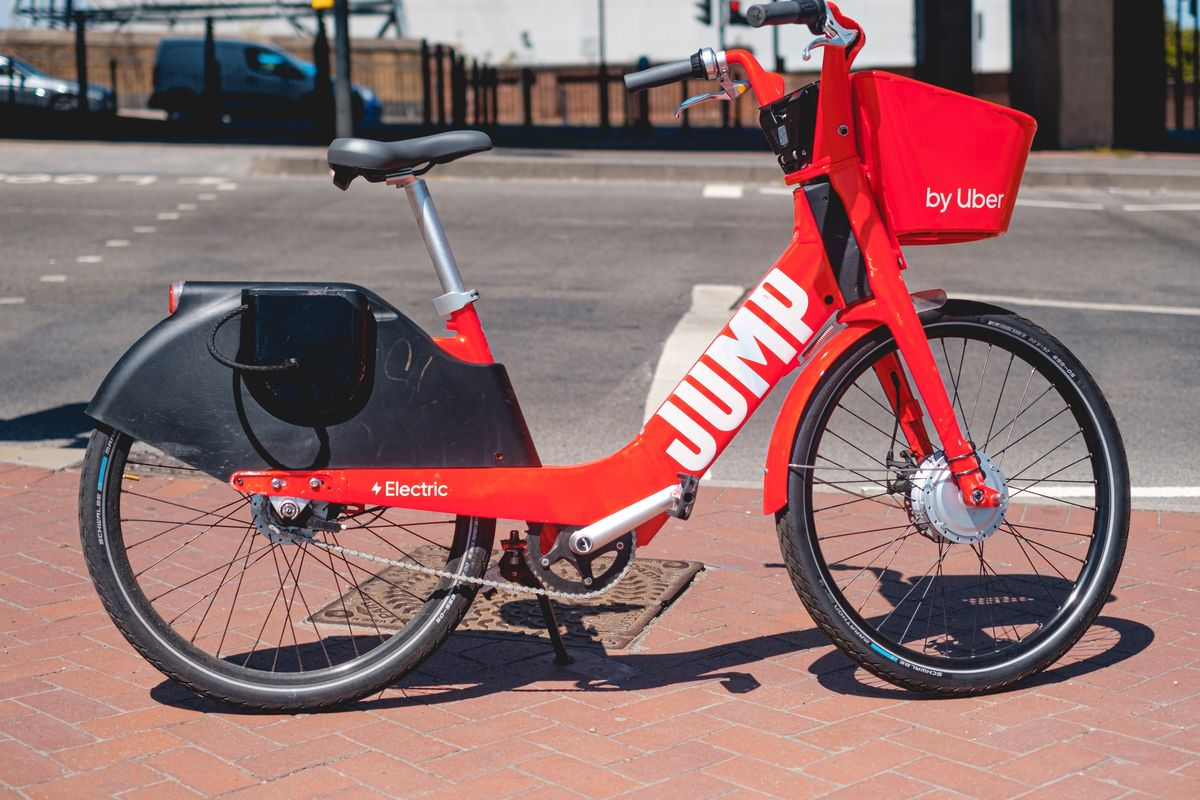 Uber sends thousands of JUMP bikes to the scrapheap