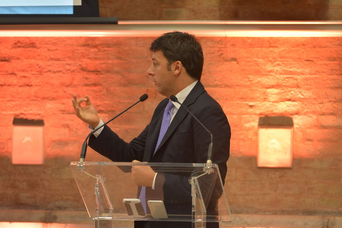 Italian Government left without Parliamentary Majority as Matteo Renzi Pulls his Party from Ruling Coalition