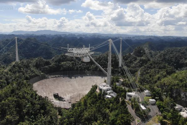 Legendary Arecibo telescope will close forever