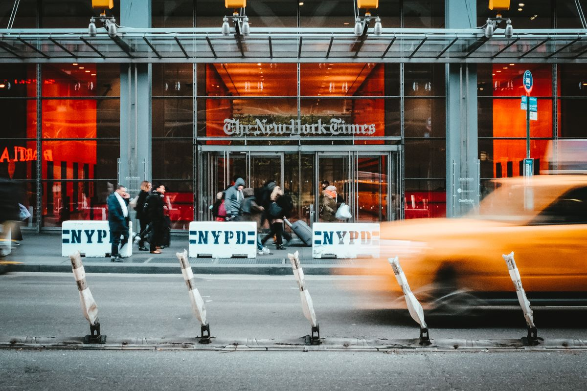 The New York Times ends partnership with Apple News