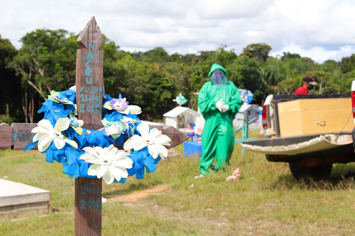 Brazil reaches 200,000 Covid-19 cases, close to 14,000 deaths