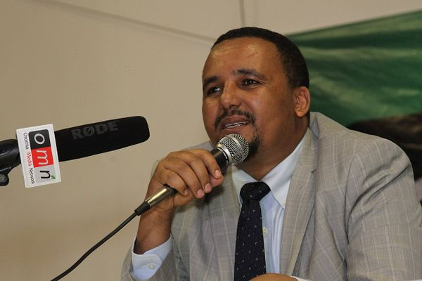 Jawaar Mahaammad, an Ethiopian-born prominent activist and politician, was arrested on Wednesday during the protests following Hundeessaa's murder. Mahaammad played a great role in 2016 Oromo protest.