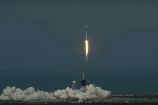 NASA's SpaceX Demo-2 mission launch