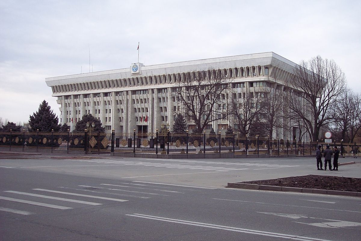 Kyrgyzstan annuls elections after protestors storm parliament