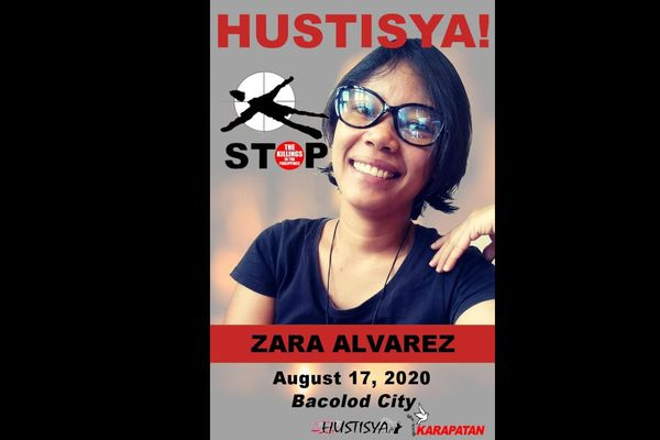 Zara Alvarez, human rights leader, killed in Philippine