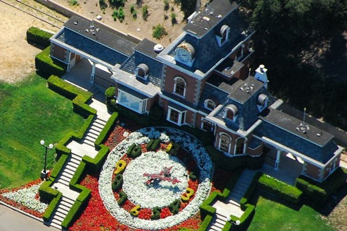 Michael Jackson's Neverland Ranch sold for $22m for Ron Burkle