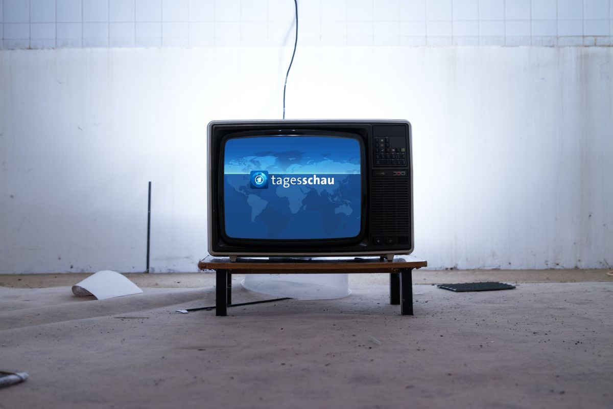 German news show Tagesschau reports highest share of viewers ever