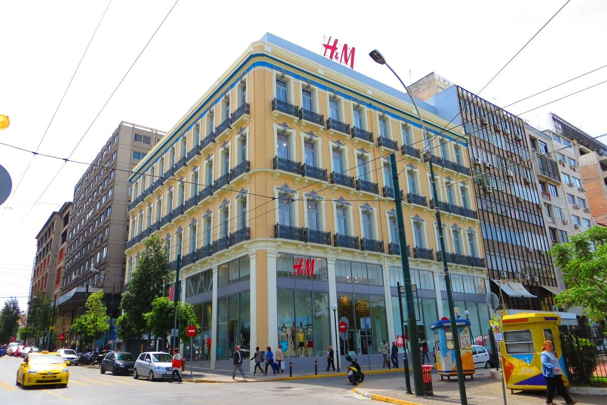 H&M terminates cooperation with a supplier in China because of crimes against the Muslim Uyghur people