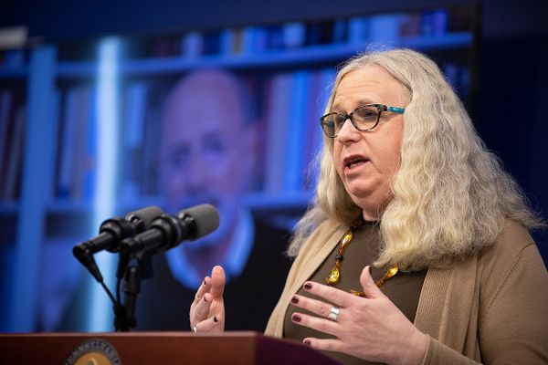 Rachel Levine confirmed as first transgender federal official