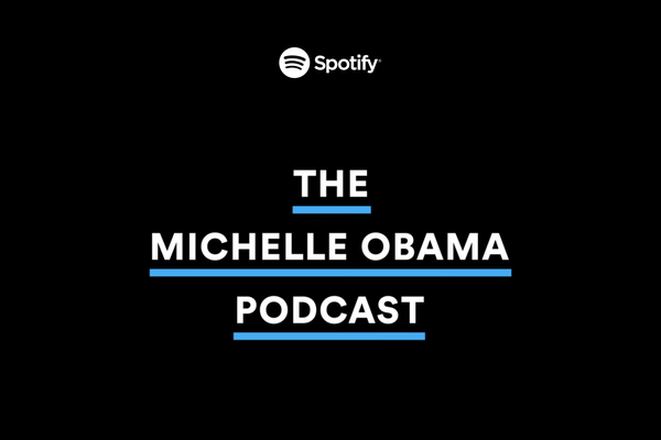 """The Michelle Obama Podcast"" is coming to Spotify on July 29"