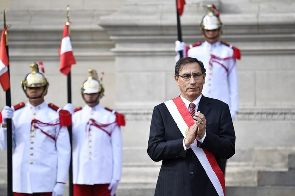 Peruvian Congress removes President Martín Vizcarra for allegedly receiving bribes