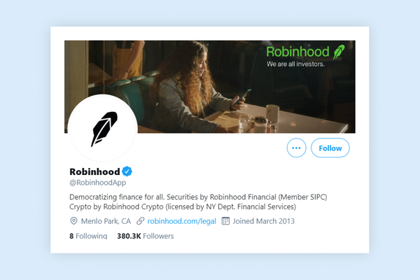 Family of suicide victim sues trading platform Robinhood