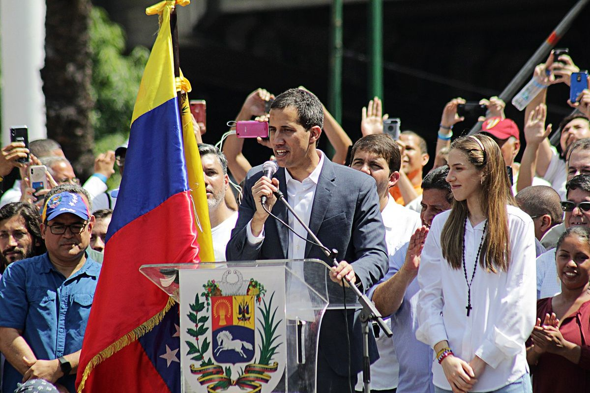 Biden will continue Trump's Recognition of Guaidó Coup Regime and Deadly Sanctions in Venezuela, top diplomat says