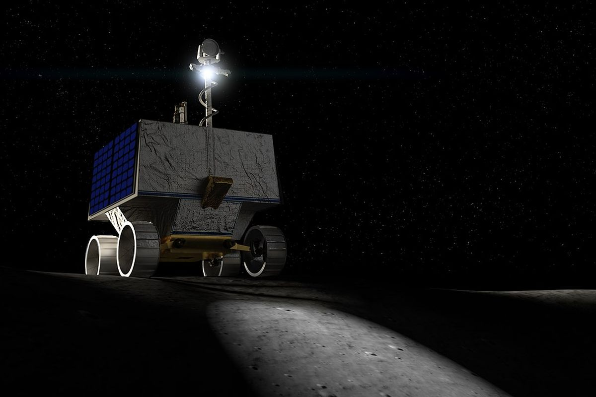 Pittsburg-based Astrobotic awared US$200 million by NASA to deliver VIPER to moon