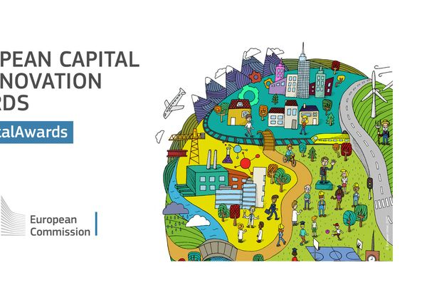 Cluj-Napoca, a city in Romania, in the finals for European Capital of Innovation