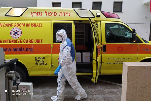 UK Coronavirus strain detected in Israel