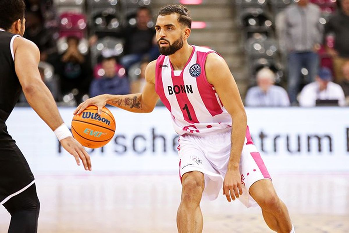German basketbal player Joshiko Saibou fired after protesting Covid-19 restrictions