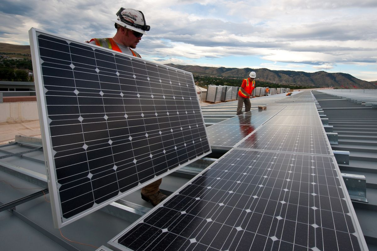 Report: Solar energy now cheapest form of electricity
