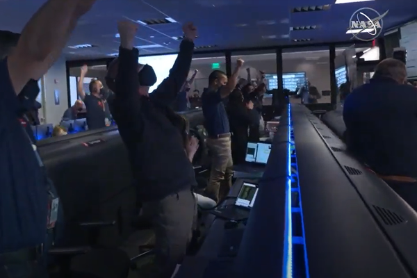 "NASA rover ""Perseverance"" has successfully landed on Mars"
