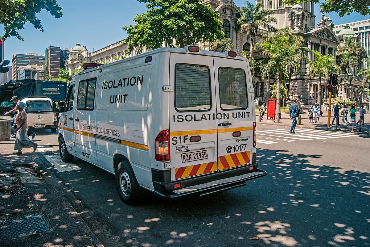 South Africa: almost 13,497 Coronavirus cases, medical oxygen low